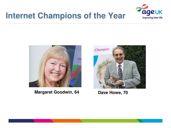 Internet Champions of the Year