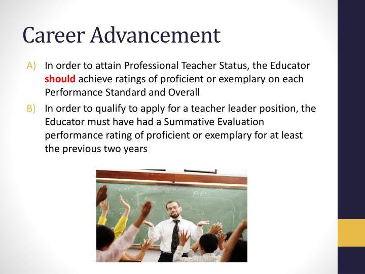 Career Advancement