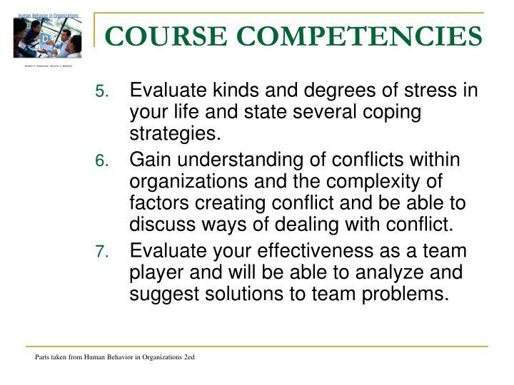 Course competencies1