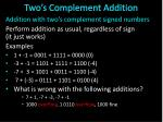 two s complement addition1