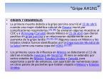 gripe ah1n15