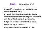 sardis revelation 3 1 61