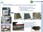 sito di pisa allestimento impianto dimostrativo