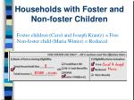 households with foster and non foster children1