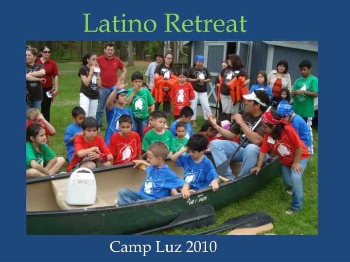 Latino Retreat