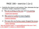 page 166 exercise 1 a c