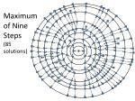 maximum of nine steps 85 solutions
