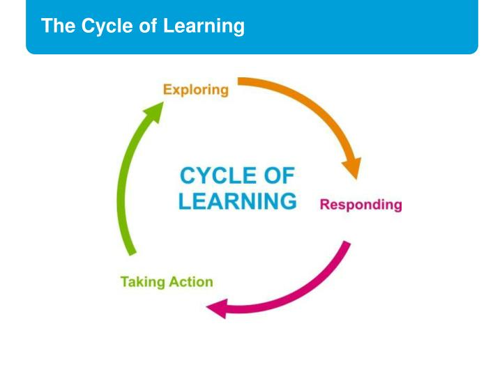 The Cycle of Learning