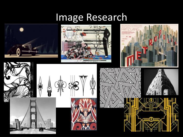Image Research