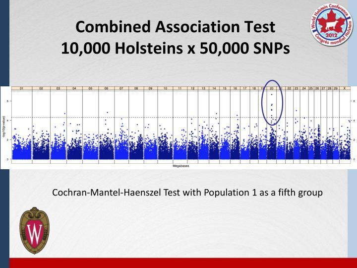 Combined Association Test