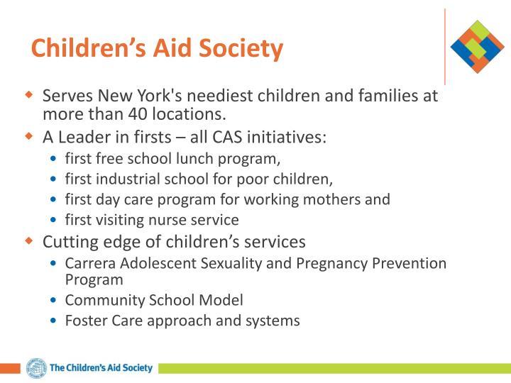 Children s aid society1