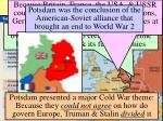 cold war divisions