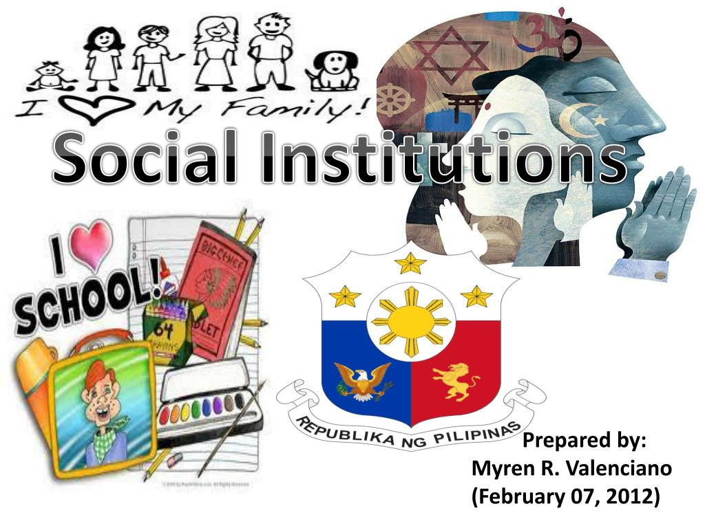 what is social institution