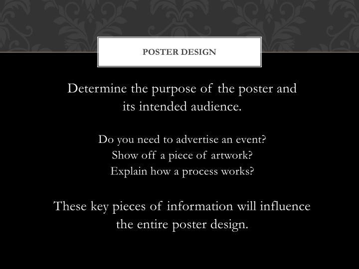 Poster design2