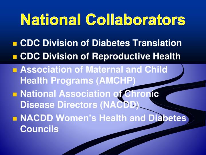National Collaborators