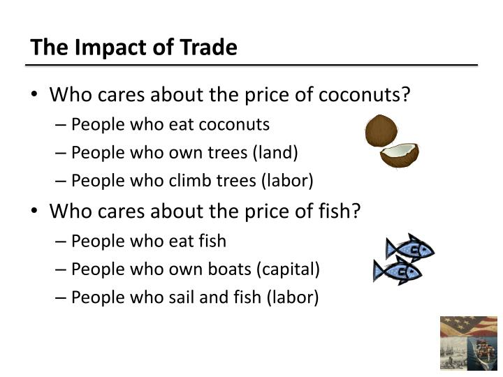 The Impact of Trade