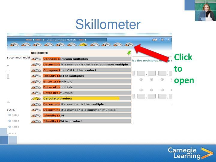 Skillometer