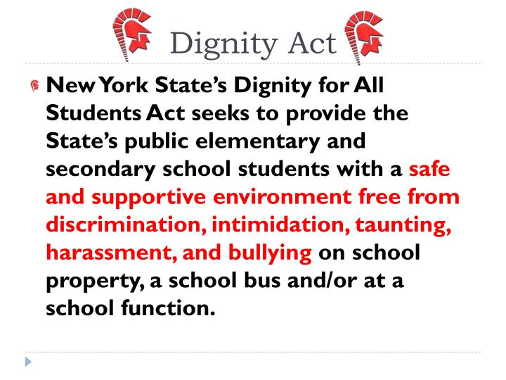 Dignity Act