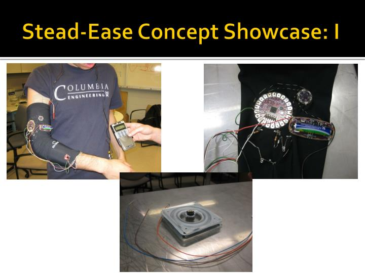 Stead-Ease Concept