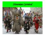 slovenian carnival