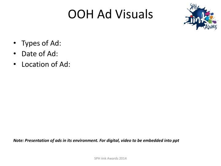 OOH Ad Visuals