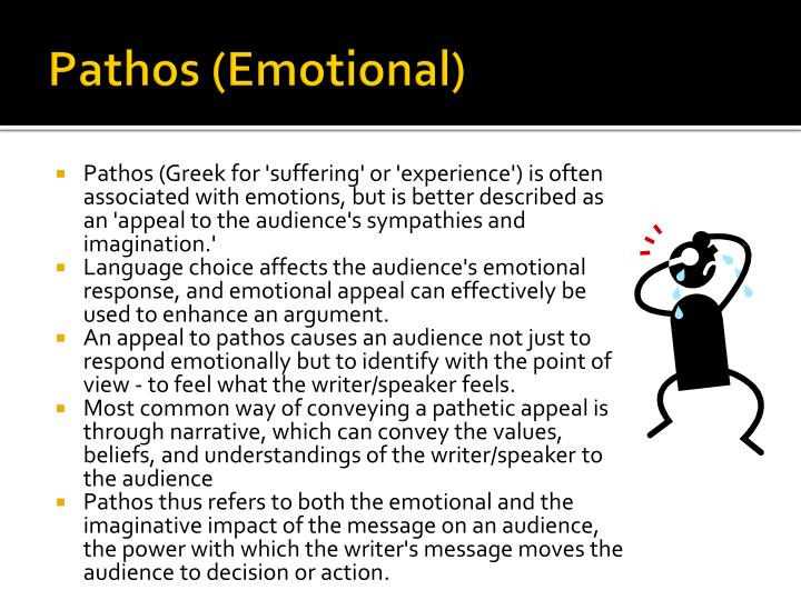 Pathos (Emotional)