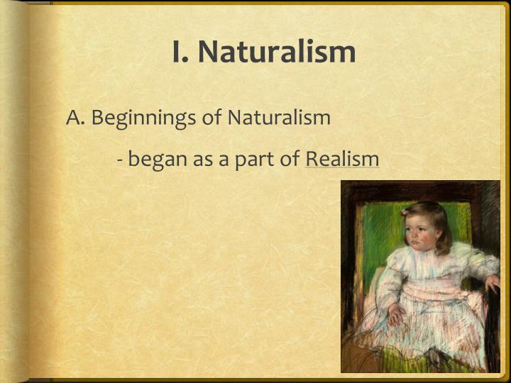 I naturalism1