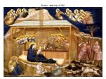 giotto nativity 1310