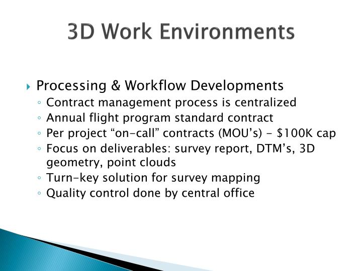 3d work environments2