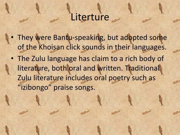 Literture