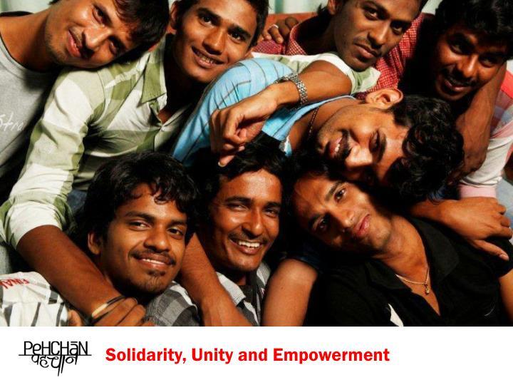 Solidarity,