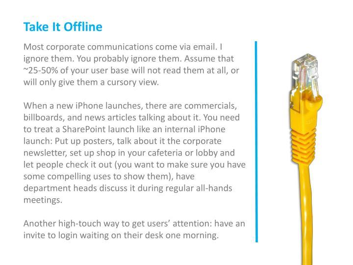 Take It Offline