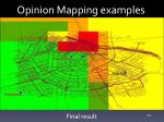 opinion mapping examples2