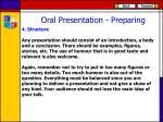 oral presentation preparing2