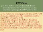 cpt case