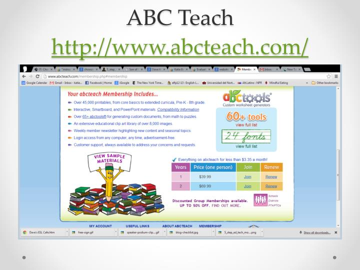 ABC Teach
