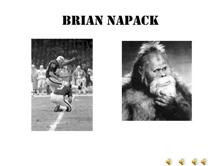 Brian Napack