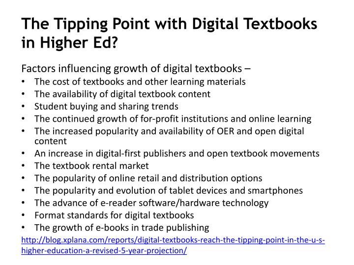 The Tipping Point with Digital
