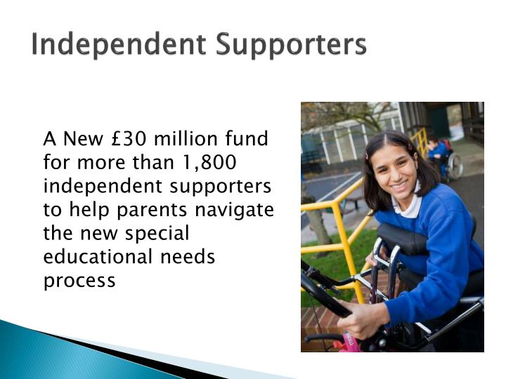 Independent Supporters