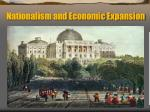 nationalism and economic expansion