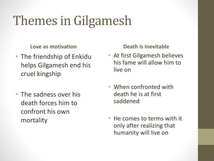 Themes in Gilgamesh