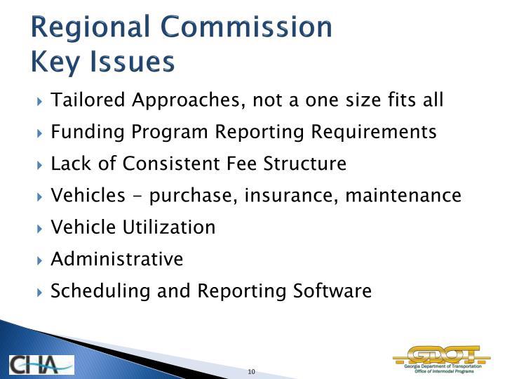 Regional Commission