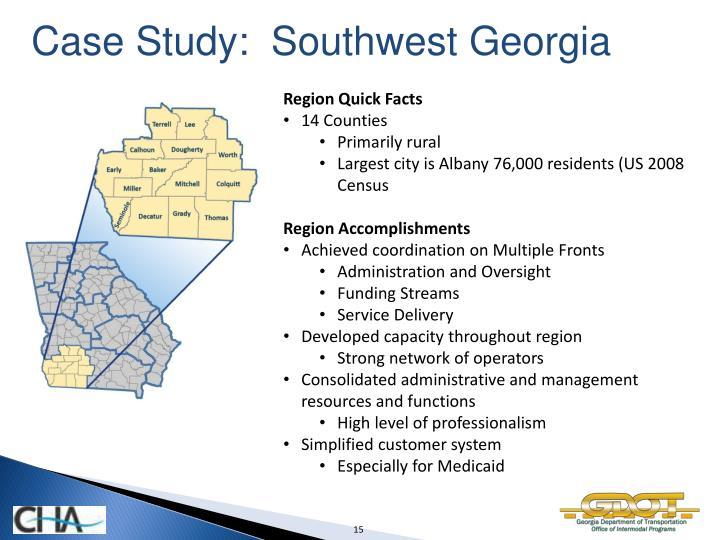 Case Study:  Southwest