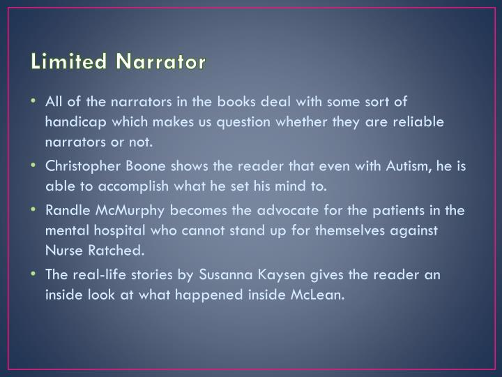Limited Narrator