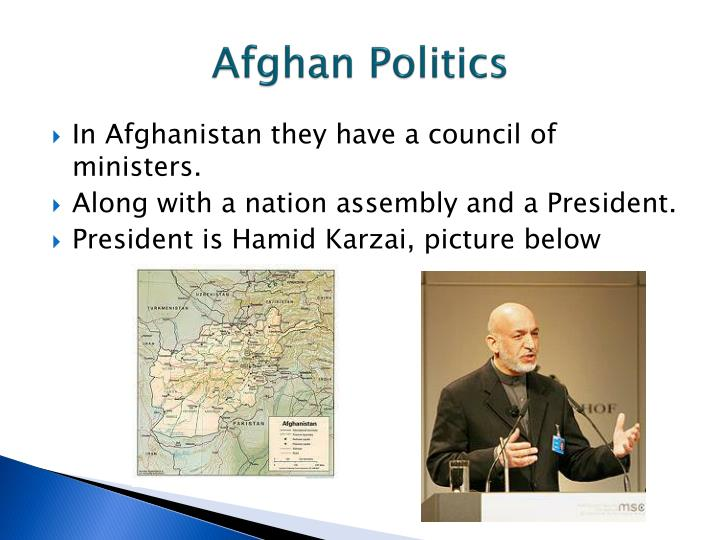 Afghan Politics
