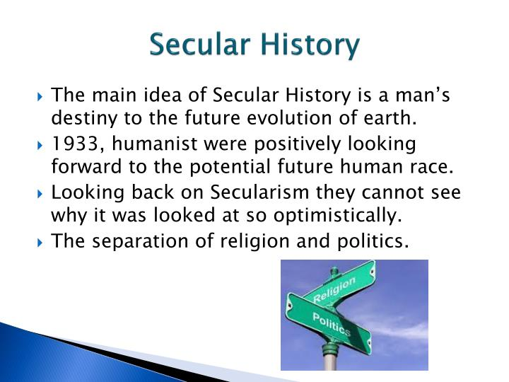 Secular History