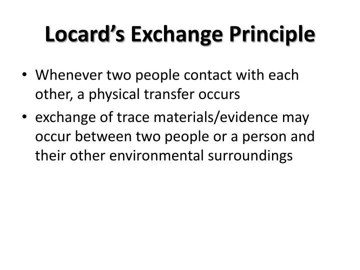 Locard's