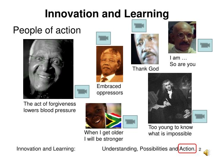 Innovation and learning1