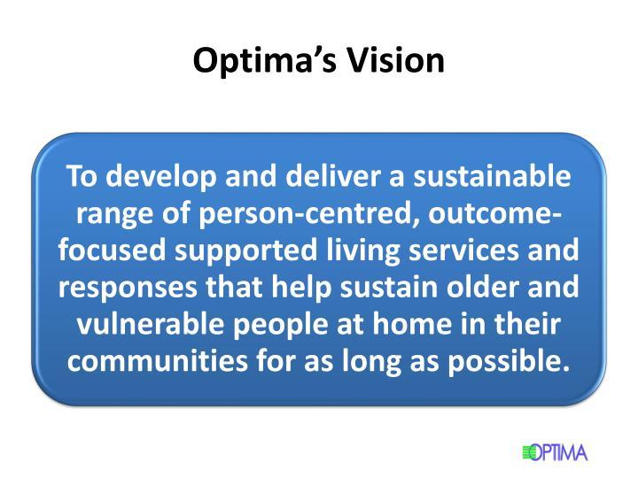 Optima s vision