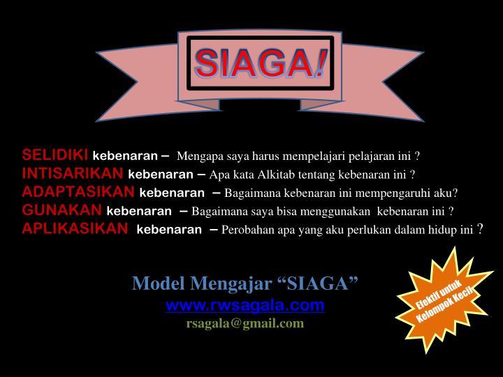 SIAGA
